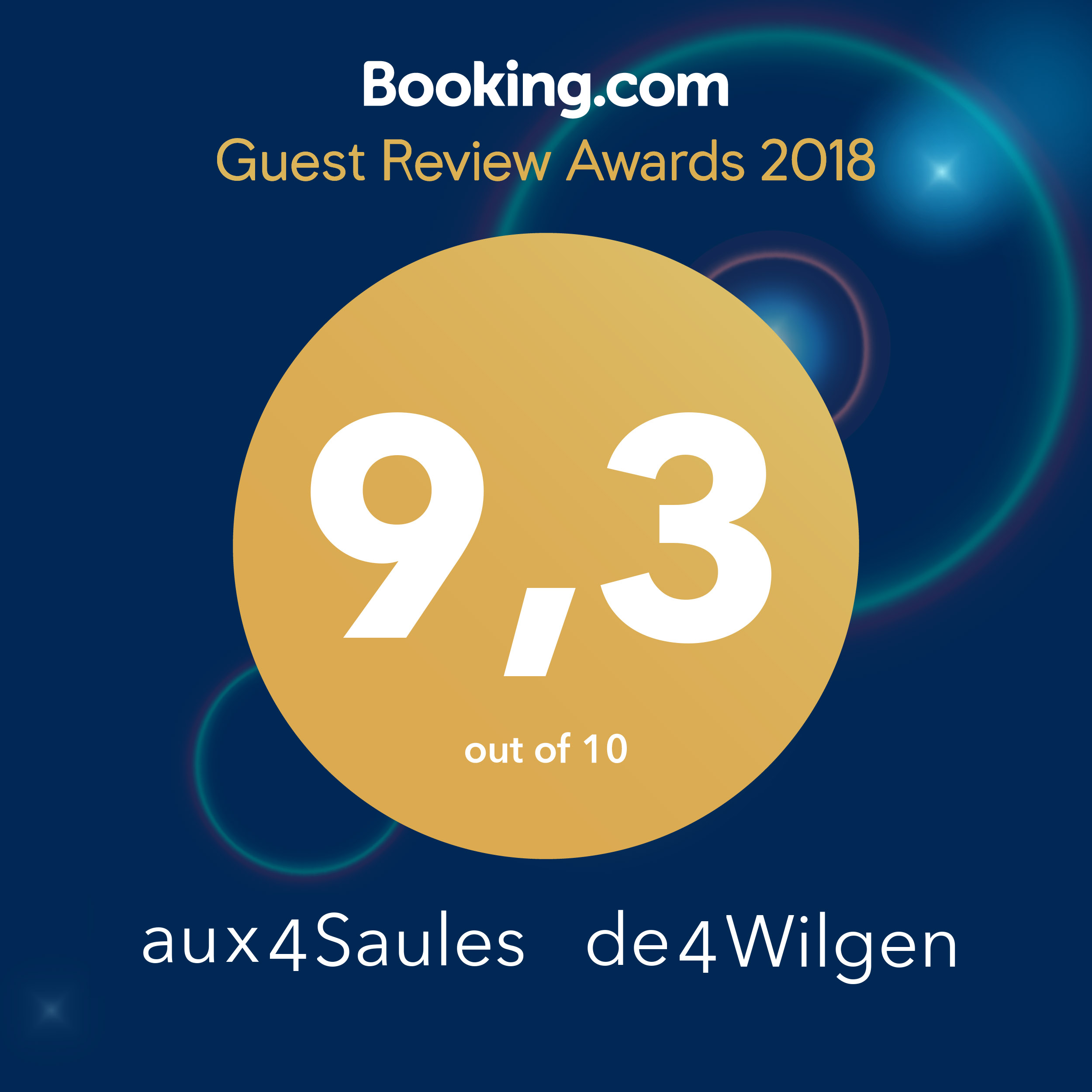 201901 Booking award 93