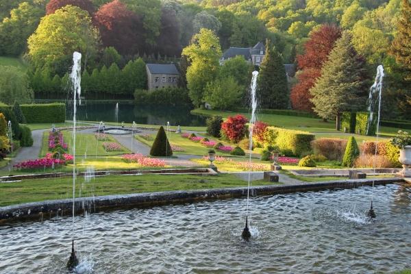 Jardins d'eau d'Annevoie